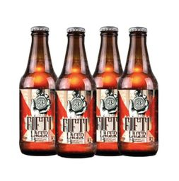 Four Pack Fifti Lager