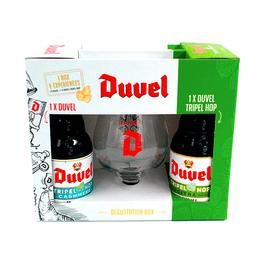 Giftpack Duvel Degustacion 330Ml