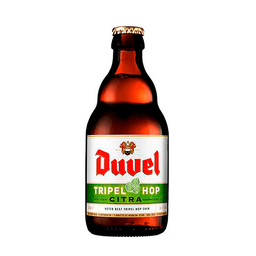 Cerveza Duvel Triple Hop Citra 330Ml