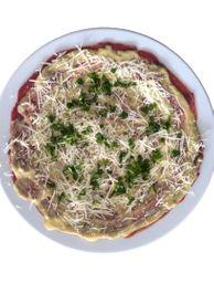 Carpaccio De Lomo Con Salsa De La Casa (160Gr)