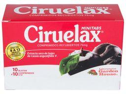 Ciruelax minitabs x 1 Comp
