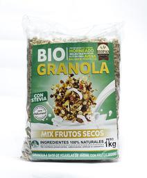 Biopan Granola Con Stevia