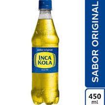 Inca Kola Sabor Original 450ml