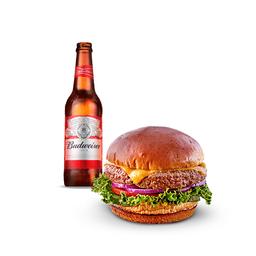 Cheddar Oldtimer & Budweiser