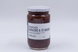 Mermelada de Durazno y T� Negro