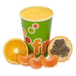 Jugo de Granadilla, Naranja, Mandarina