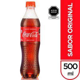 Coca Cola Sabor Original 500mll