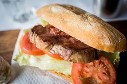Sandwich De Bondiola