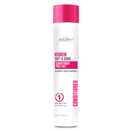 Radiant Acondicionador Keratin Soft & Shine 300ml
