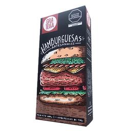 Hamburguesas Premium
