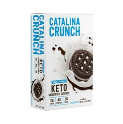 Sandwich Cookie Choco Vainilla 193 Gr Catalina Crunch