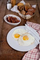 Porción de Huevos