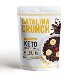 Catalina Crunch Cereal Chocolate Banana 255G