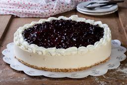 Cheesecake de Saúco