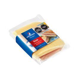 Jamon Sandwich 90G+Queso Edam 90G