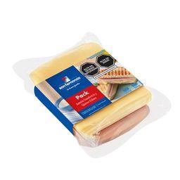 Jamon Sandwich 200G+Queso Edam 160G