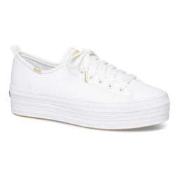 Keds Zapatilla Triple up Leather White