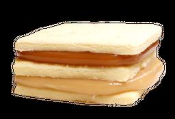 Alfajor de Manjar y Crema