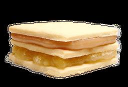 Alfajor de Puré y Crema