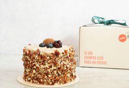 Mini Torta de Zanahoria
