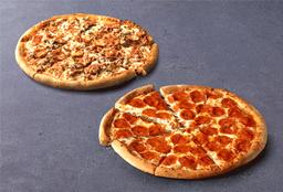 La 2da a S/1 Pizzas Grandes Signature