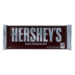 Chocolate Hershey's Milk Barra 43 gr