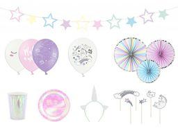 01 Kit Party Unicorn