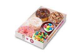 1/2 Docena Donuts Clásica y Premium