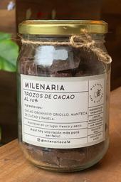 Trozos de Cacao 70%