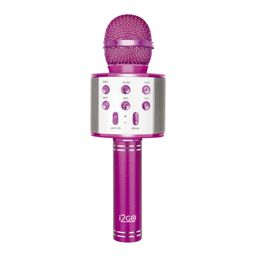 I2Go Microfono Bluetooth Fucsia