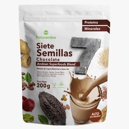 Naturandes 7 Semillas con Chocolate