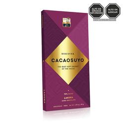 Cacaosuyo Chocolate Lakuna Deluxe 70% 25 g