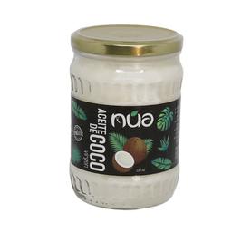 Núa Aceite De Coco Virgen 550 Ml