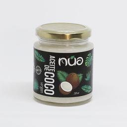 Núa Aceite De Coco Virgen 230 Ml