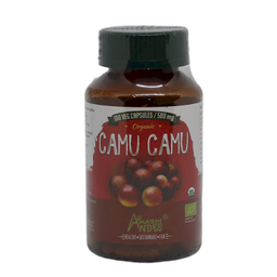 Amazon Andes Camu Camu (500 mg) 100 Cápsulas