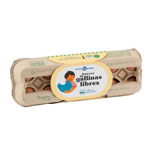 Gallinas Libres Huevos de Gallinas Libres