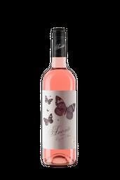 Ananto Vino Orgánico Vegano Rosado