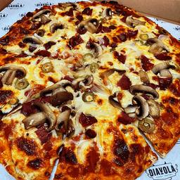 Pizza 7 Continentes