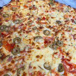 Pizza Extra Diavola