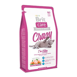 Brit Alimento Para gato Care Kitten Chicken 2 Kg