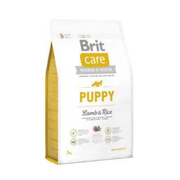 Brit Alimento Para Perro Care Puppy Lamb & Rice 3 Kg