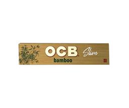 Ocb Papel de Liar Bamboo Slim