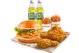 Dúo Sándwich Chicken