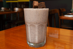 Milkshake de Brownie de Chocolate y Fudge