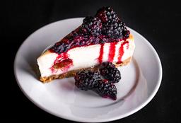 Cheesecake de Zarzamora