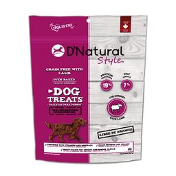 D'Natural Snack Libre de Granos a Base de Cordero 400 g