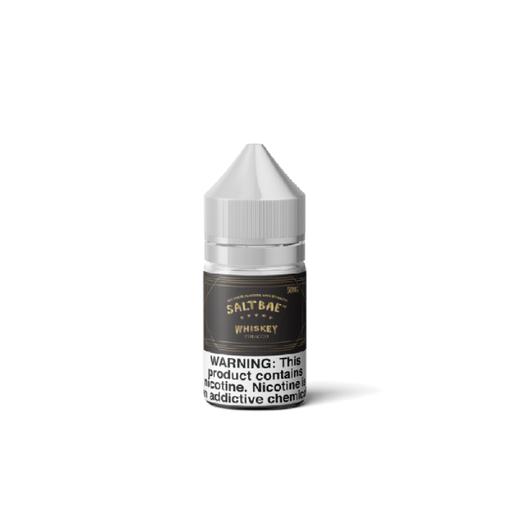 Saltbae Sal De Nicotina Whiskey Tobacco (25 Mg) 30 Ml