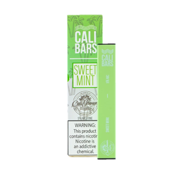Cali Bars Pod Desechable Sweet Mint