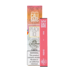 Cali Bars Pod Desechable Peach Ice