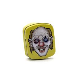 Lion Rolling Circus Contenedor Metal Mini Tin Edgar Allan